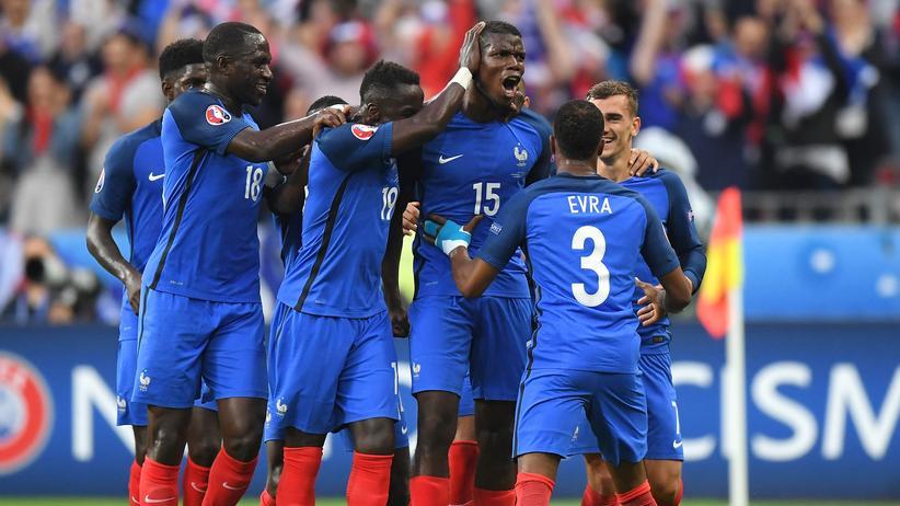 Fußball-EM: Jetzt harmonieren sie auch noch
