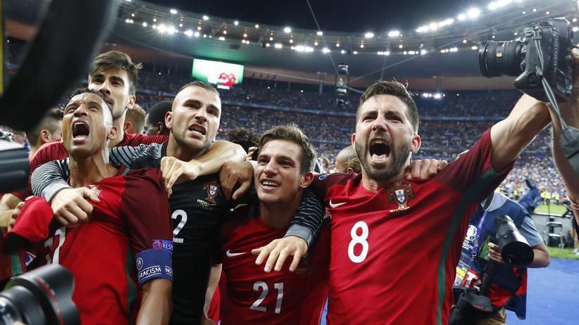 Fußball-EM: Portugal ist Europameister