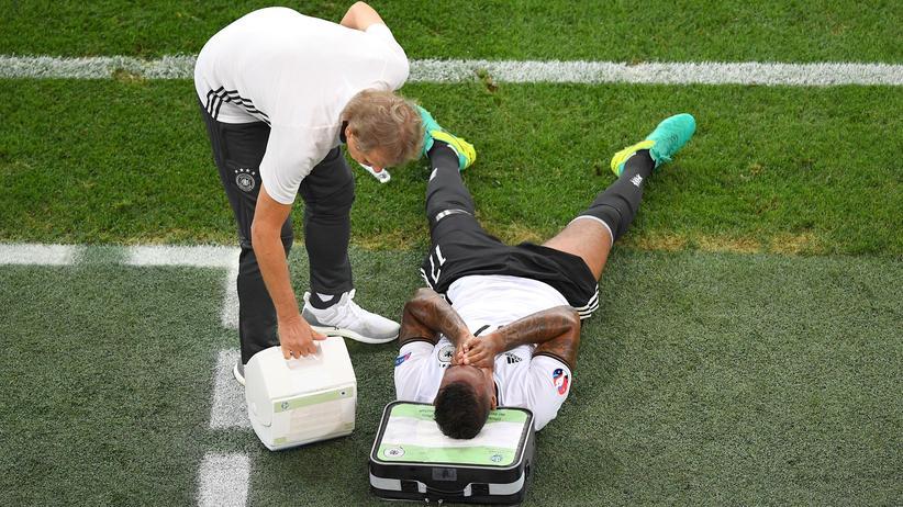 Jerome Boateng Deutschland Frankreich