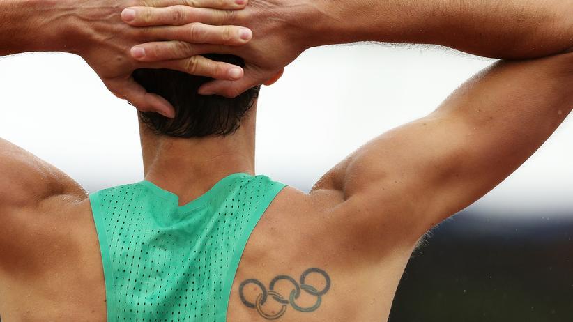 Ein Olympia-Tattoo wird man bei den Fußballern wohl nicht finden