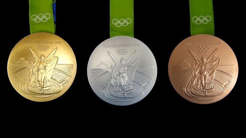 Olympia 2016: So sehen lebenslange Erinnerungen aus