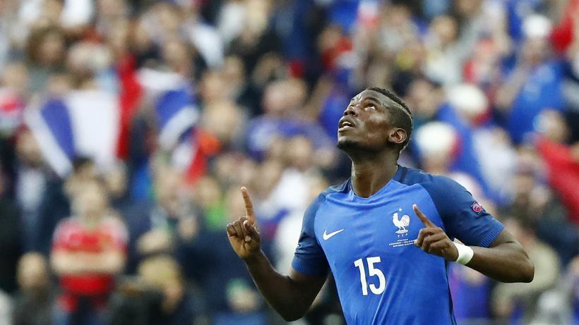 Fußball Em Frankreich Steht Im Halbfinale Zeit Online