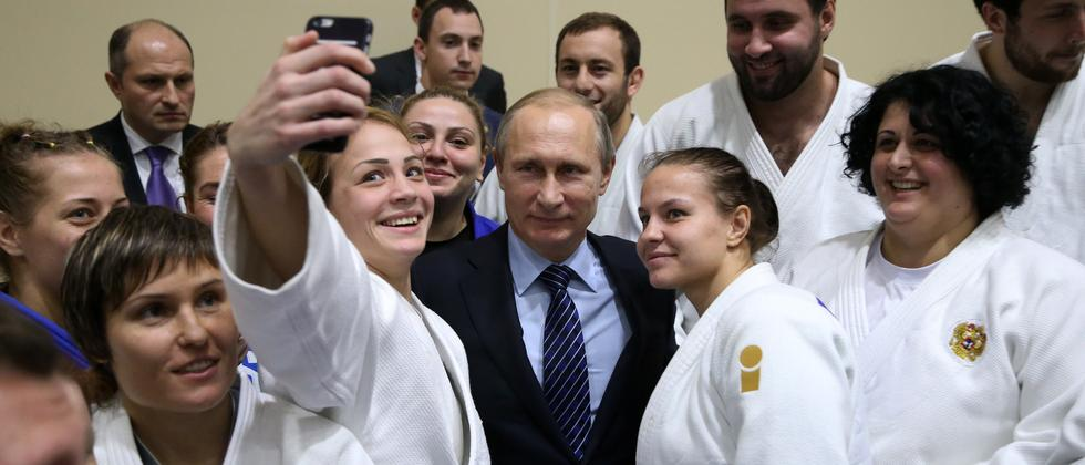 Wladimir Putin taucht im Wada-Bericht auch auf.