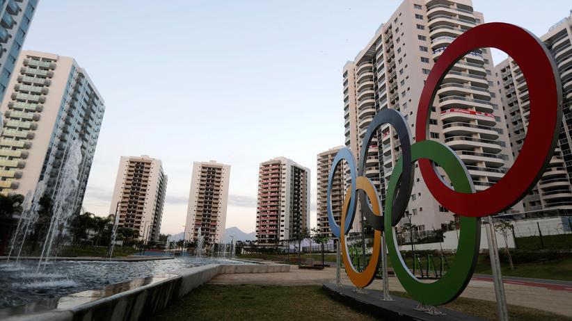 Rio de Janeiro: Australier erklären olympisches Dorf für unbewohnbar