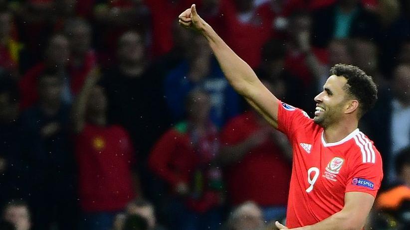 Hal Robson-Kanu spielt seit 2010 für Wales.
