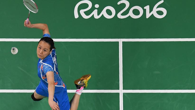 Badminton: Badminton verdammt, nicht Federball
