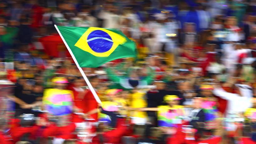 Brasilien Athleten Doping