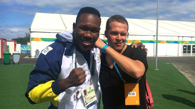 Rio 2016: Er ist Olympia