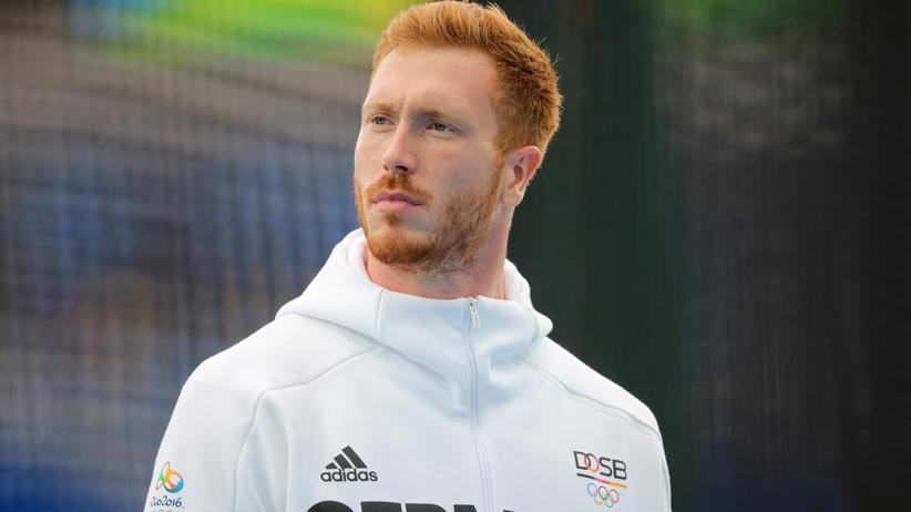 Olympia: Christoph Harting in Rio