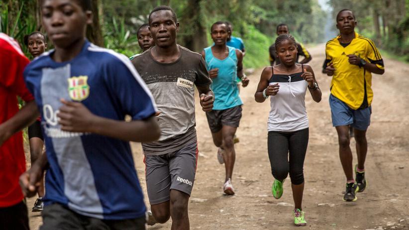 Olympische Spiele: Marathon zum Frieden und zurück