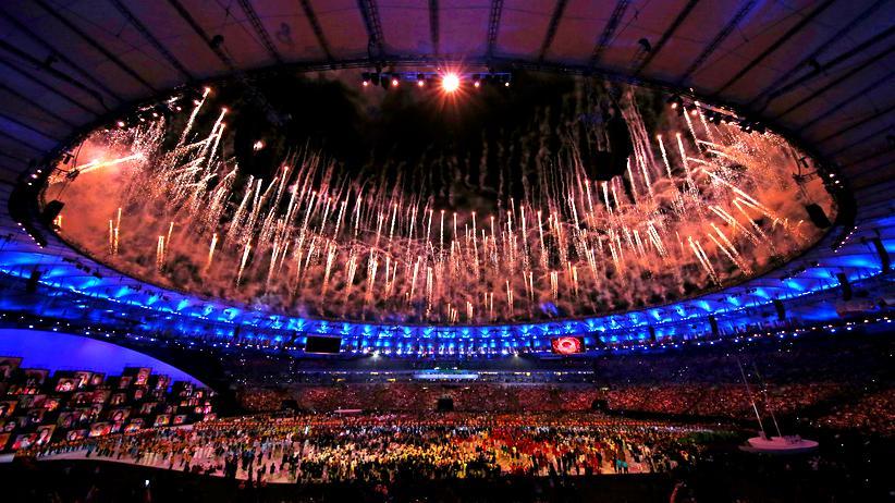 Olympische Spiele: Topfpflanzen retten die Welt!
