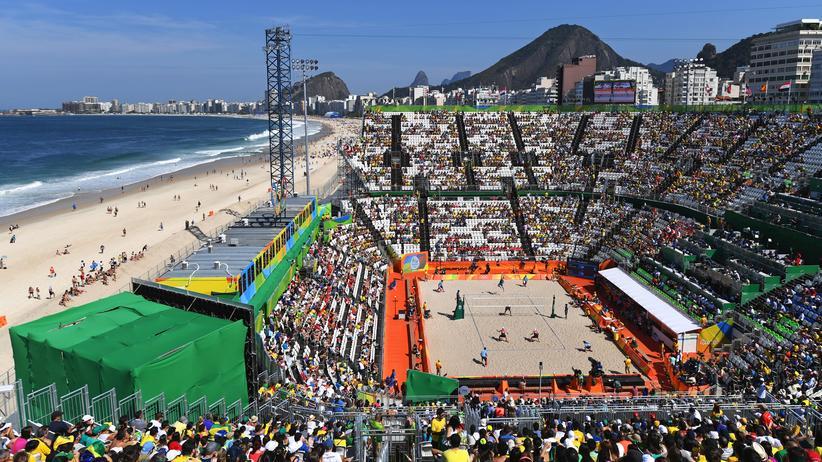 Beachvolleyball: Das Leben ist ein Strand