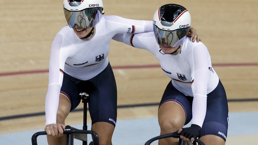 Nach einer Goldmedaille bei den olympischen Spielen in London gewinnt das Team in Rio de Janeiro Bronze.