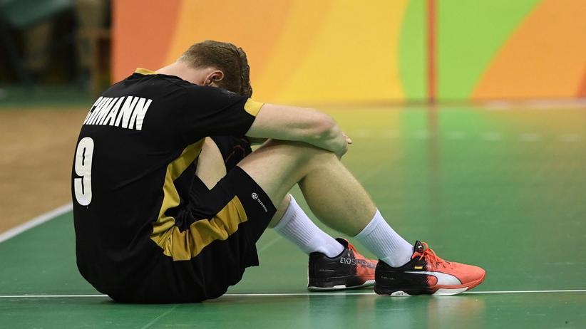 Olympische Spiele: Es hätte fast gereicht: Trauer nach dem verlorenen Spiel gegen Frankreich