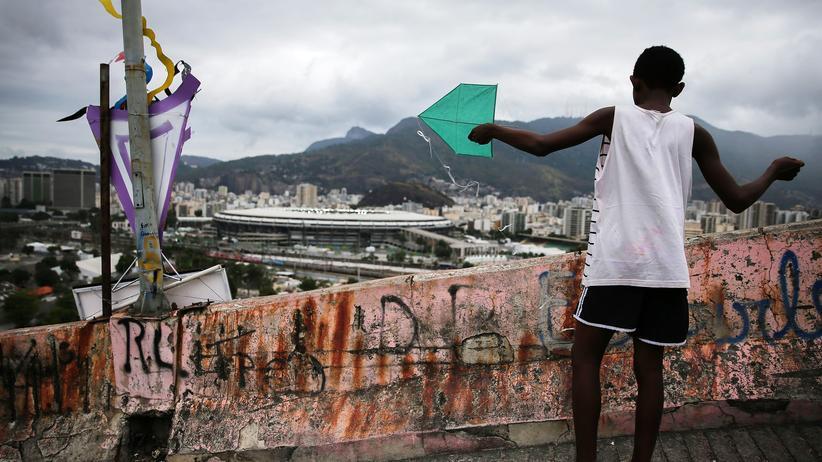 Rio: Raumschiff Olympia