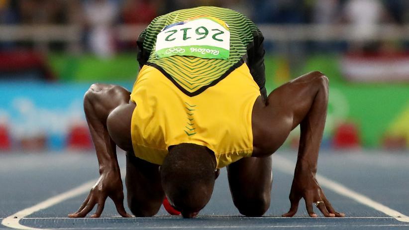 Olympia am Morgen: Usain hat es wieder getan