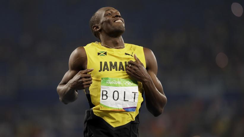 Olympische Spiele: Olympia-Gold für Usain Bolt über 200 Meter