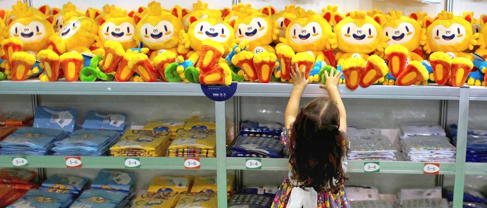 Rio de Janeiro Olympische Sommerspiele Verdienste