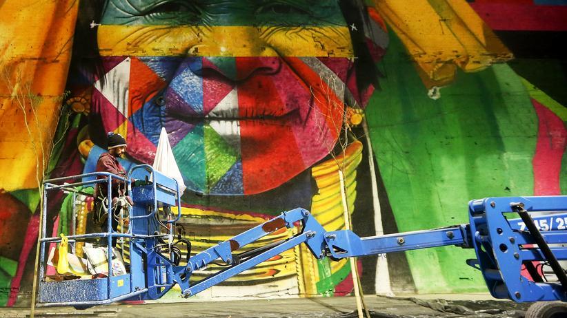 Rio de Janeiro: Sommerspiele in Sibirien