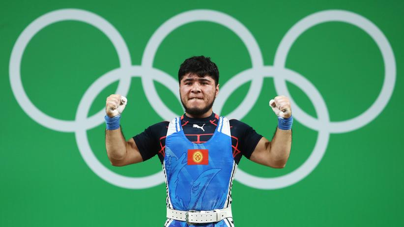 Olympia: Gewichtheber verliert Medaille wegen Dopings