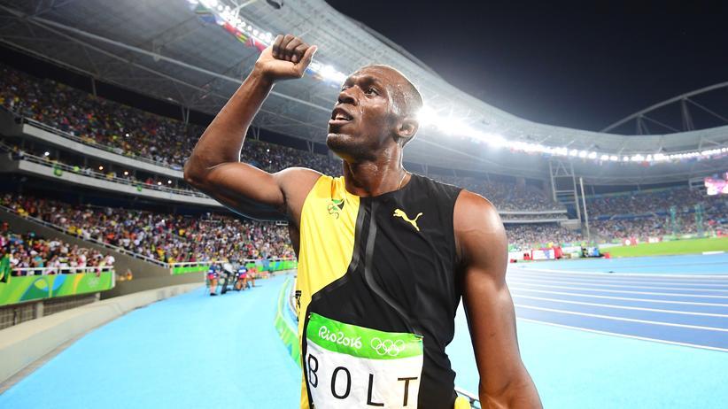 Usain Bolt: Er wird langsamer