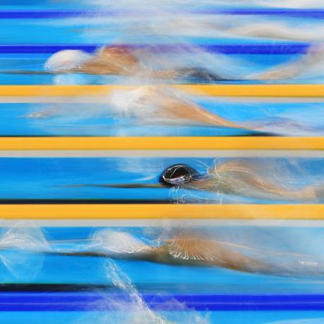 Olympische Spiele: Kalter Krieg im Schwimmbecken
