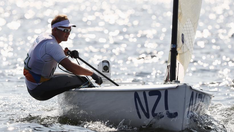 Segeln: Die einsamsten Olympioniken