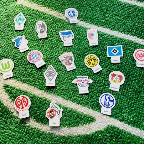 Fußballbundesliga: Welcher Verein sind Sie?