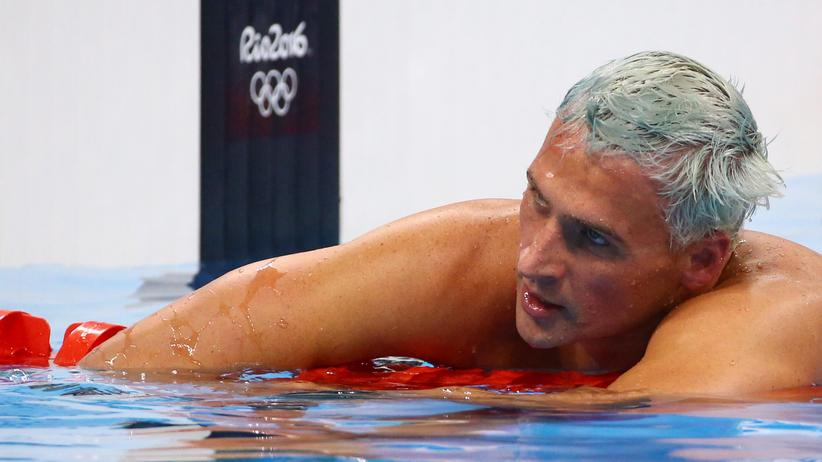 US-Schwimmer: Brasilianische Justiz klagt Ryan Lochte an