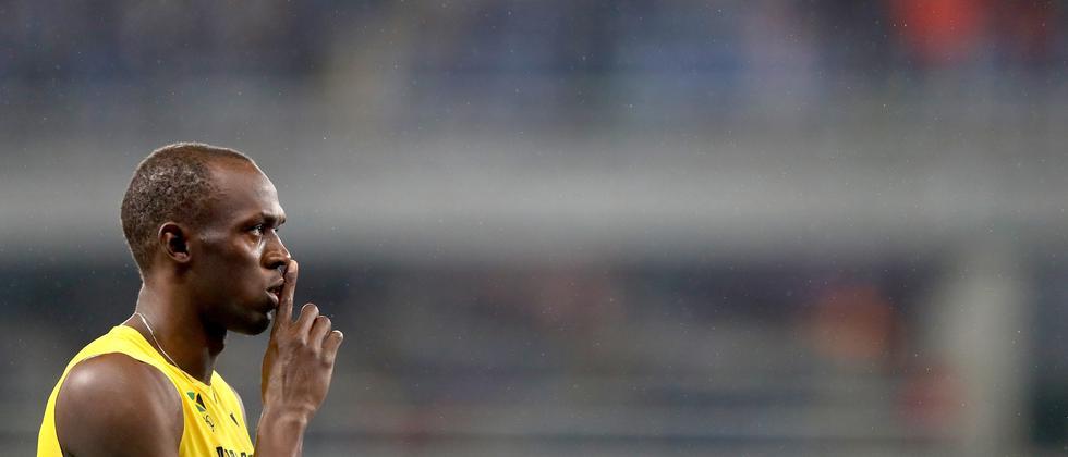 Ein letztes Mal brachte Usain Bolt ein Olympiastadion zum Schweigen. Was kommt nach ihm?