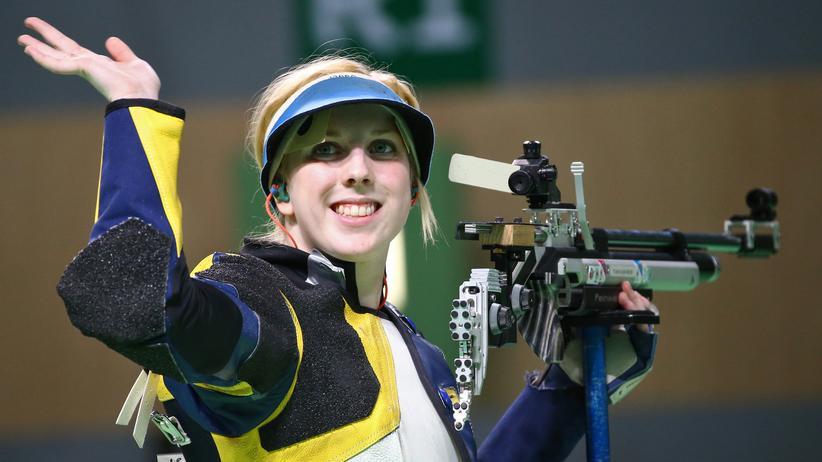 Olympische Spiele: Der perfekte Schuss ist die Norm