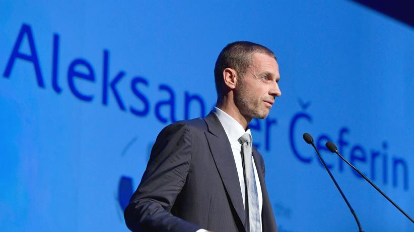 Der Neue: Aleksandar Ceferin