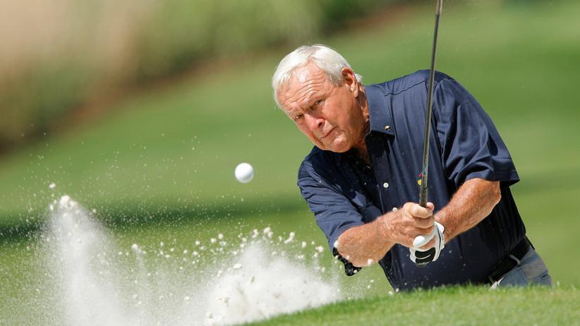 """""""The King"""": Golf-Legende Arnold Palmer ist tot"""