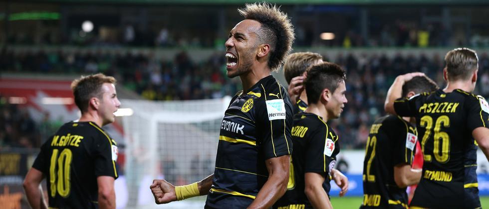 Borussia Dortmund Aubameyang