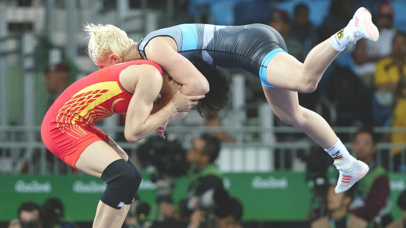 dopingverseuchte Sportarten Gewichtheben Ringen