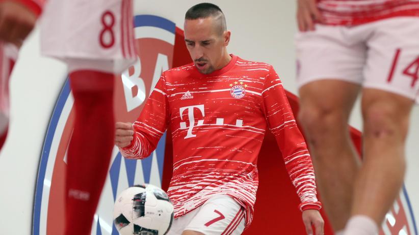 Le Fronck: Ribéry