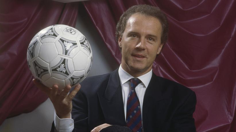 Franz Beckenbauer: Der erste Deutsche