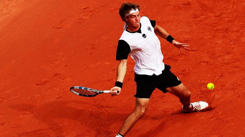 Davis Cup: Tennisspieler Jan-Lennard Struff sicherte dem deutschen Team den Klassenerhalt.