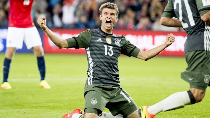deutschland norwegen tore