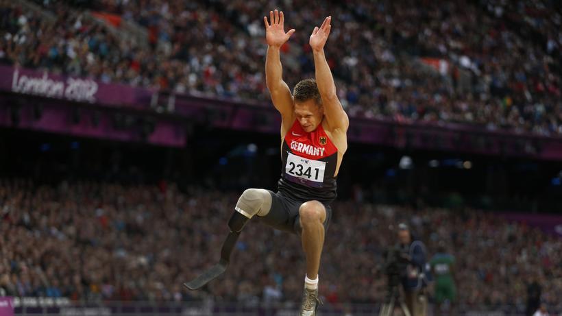 Großhandelsverkauf bestbewerteter Beamter Spielraum Paralympics: Markus Rehm holt Gold im Weitsprung   ZEIT ONLINE