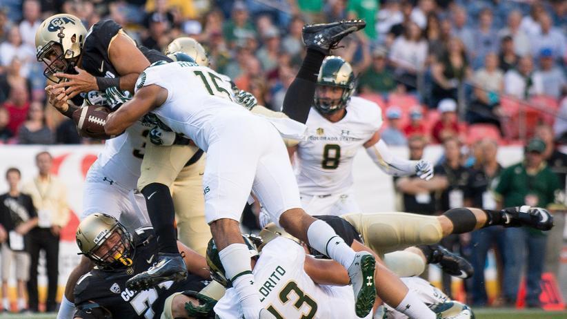 NFL: American Football ist auf dem Platz schon hart, daneben aber noch härter.