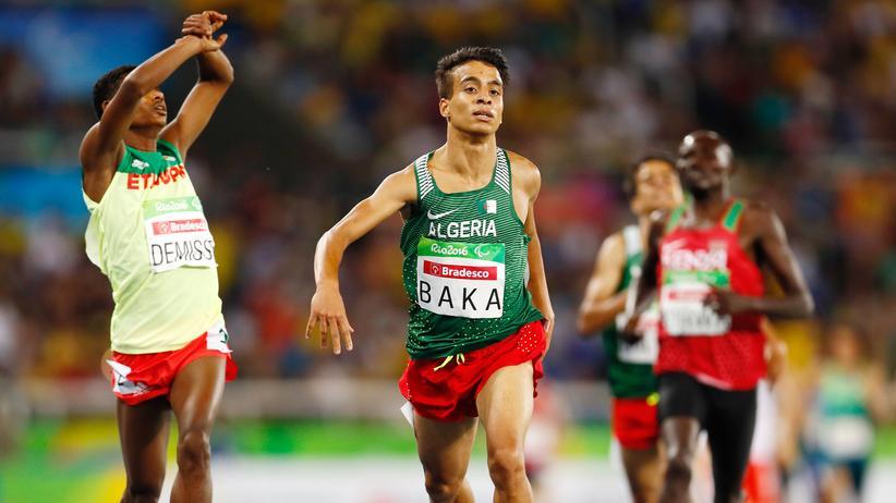Paralympics: Schneller als der Olympiasieger