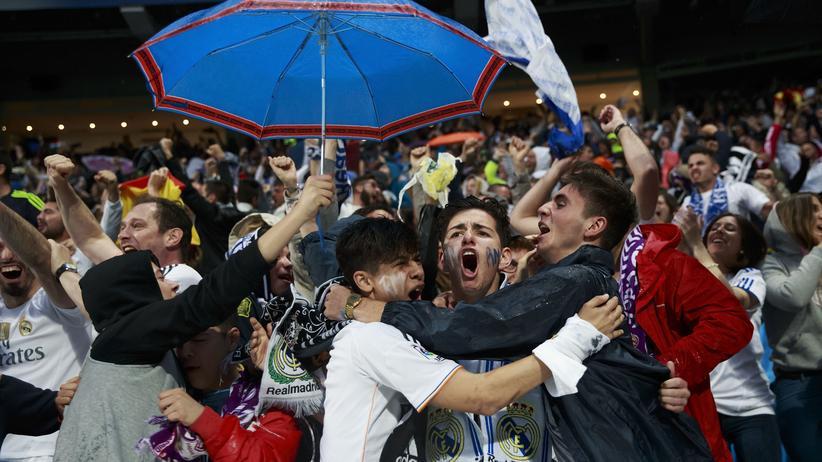 Es ist der bedeutendste Titel im Weltfußball: Die Champions League. Im Mai gewann Real Madrid gegen den Stadtrivalen Atlético.