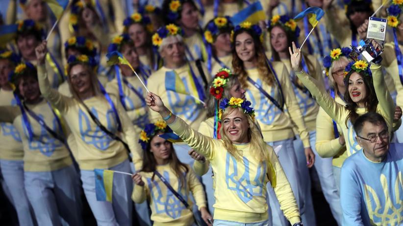 Die Eröffnung der Paralympics war bunter als die Hauptveranstaltung.