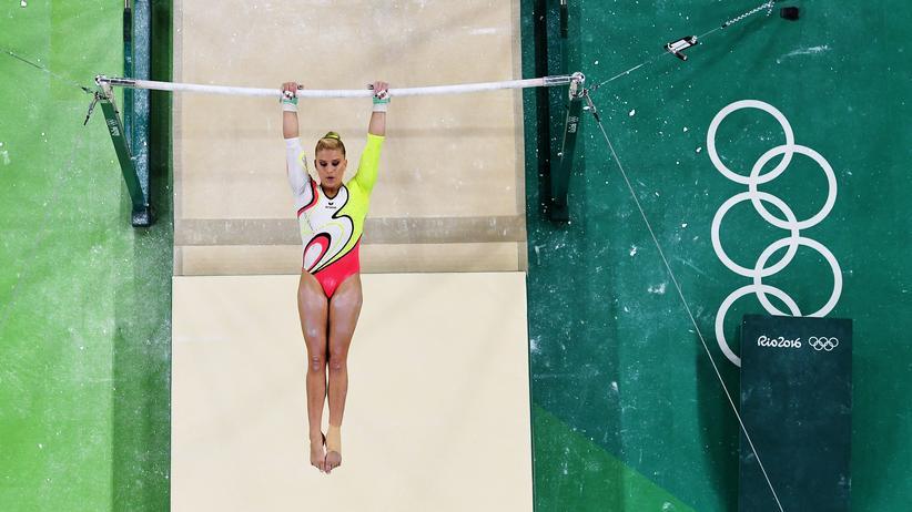 Spitzensportreform: Elisabeth Seitz bei den Olympischen Spielen in Rio de Janeiro 2016 (Archiv)