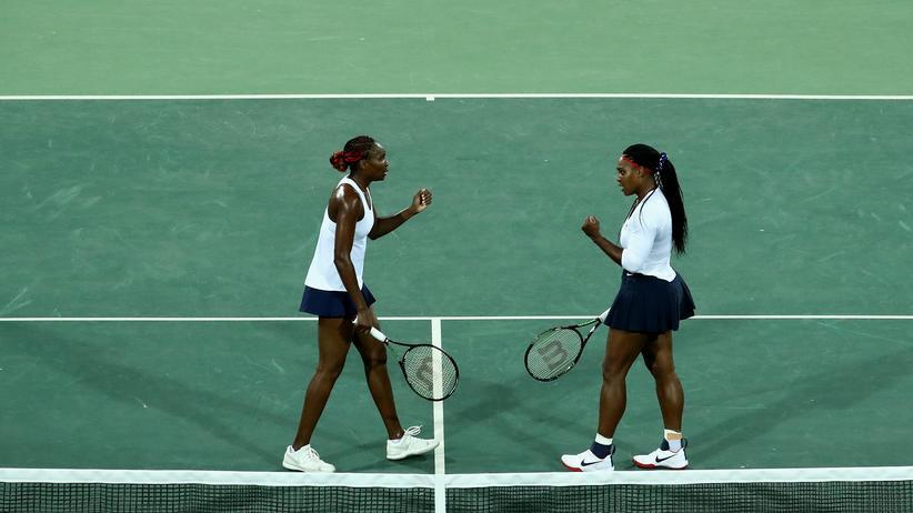 Venus und Serena Williams sensible Gesundheitsdaten wurden ebenfalls geleakt.