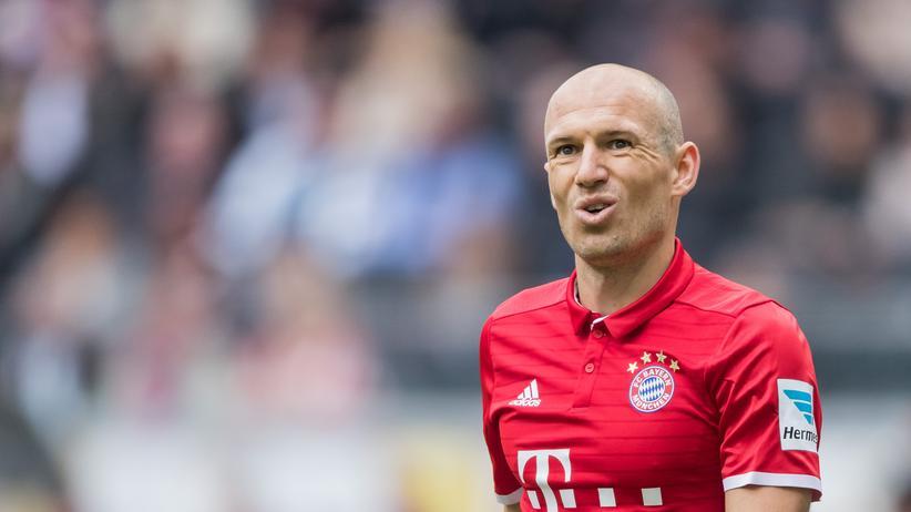 Bayern München: Dass es so schnell geht, hätte wohl nicht mal Arjen Robben gedacht