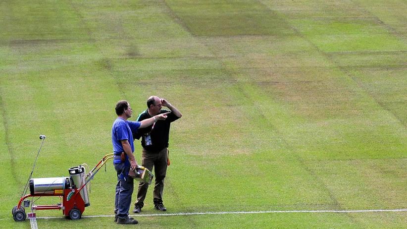 WM 2006: Ein Fußballfeld