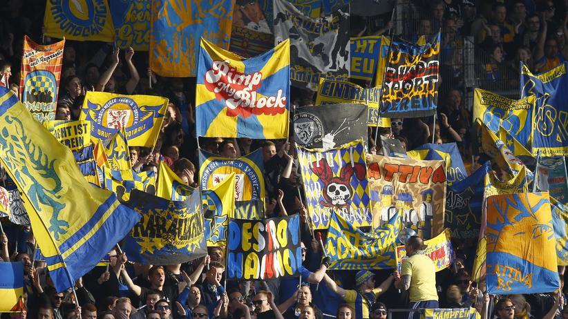 Ultras: Fans in Braunschweig