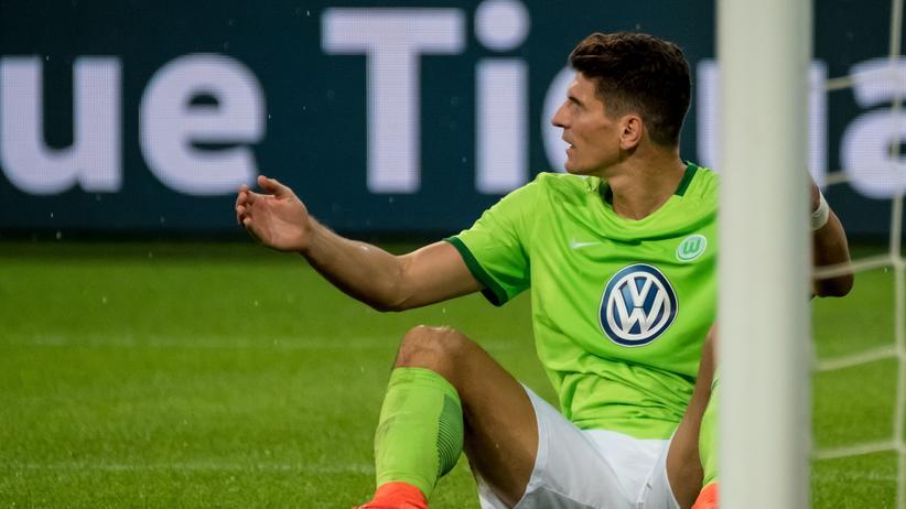 Bundesliga-Rückschau: Er leidet weil er nicht trifft: Mario Gómez